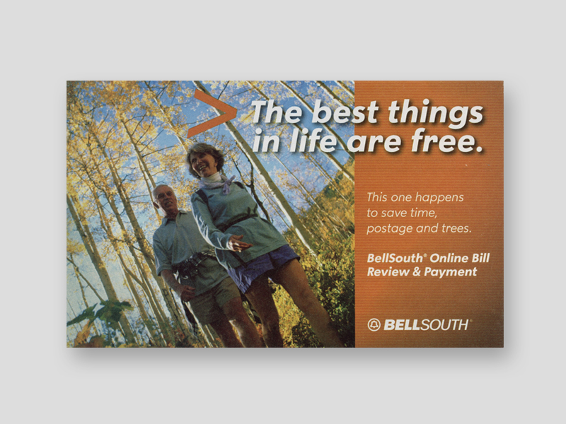 Bellsouth postcard1