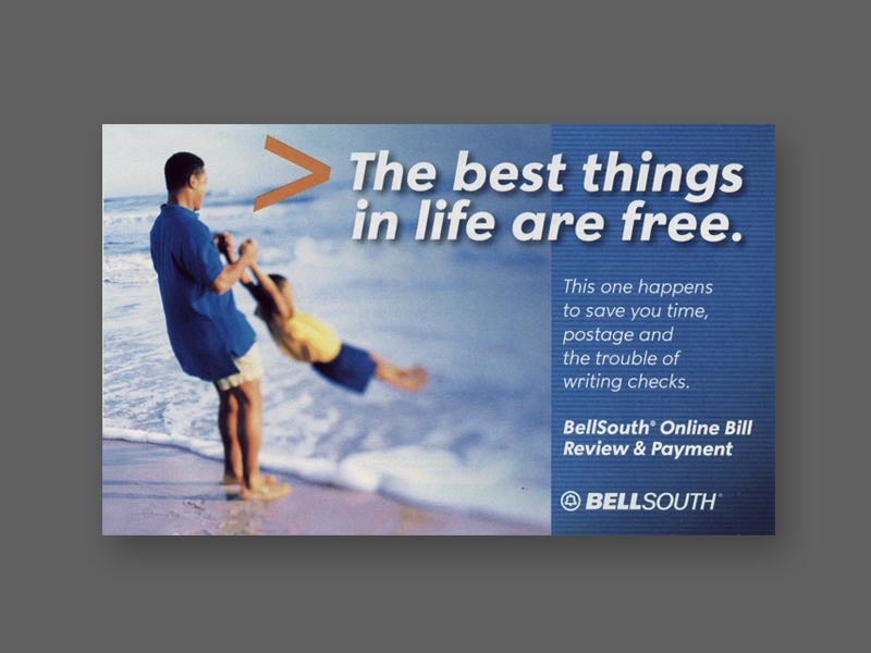 Bellsouth postcard2